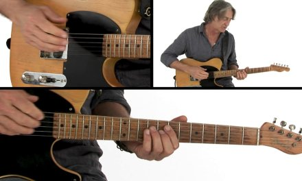 Melodic Improv Guitar Lesson – Falling Up Highlights – Allen Hinds