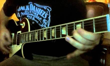 Scuttle Buttin' Main Riff Lesson – (Stevie Ray Vaughan)