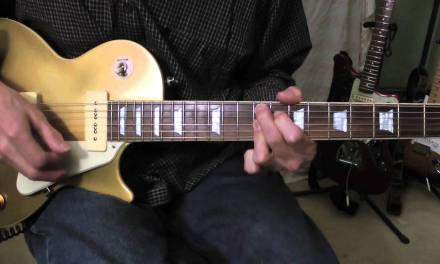 Taking Care of Business – Blues Guitar Lesson