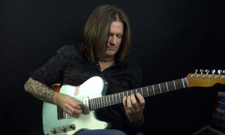Bobby Harrison's Lickorama Ep2: Guitar Lesson – Fast Legato Lick In C Dorian