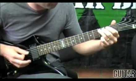 SOILWORK – The Panic Broadcast – Guitar World Lesson (OFFICIAL)