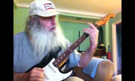 Slide Guitar Blues Lesson – Standard Tuning E Slide Guitar Lesson By Messiahsez Yo!!!
