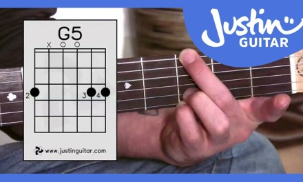 G Chord Variations (Guitar Lesson BC-181) Guitar for beginners Stage 8