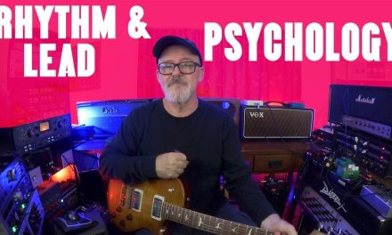 Rhythm and Lead Psychology   Tim Pierce   Learn To Play   Guitar Lesson