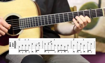 Whiskey Before Breakfast Intermediate Flatpicking Guitar lesson