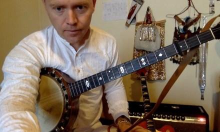 C.W. Stoneking – Banjo Lesson – Don't Go Dancin' Down the Darktown Strutters Ball