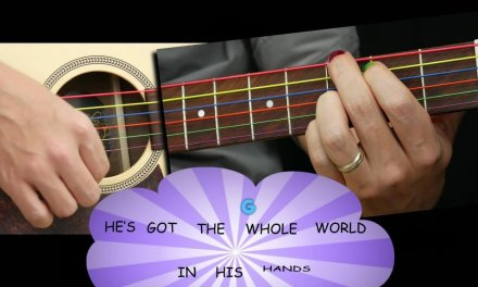 Kids Guitar Lesson – Only Two Guitar Chords – Perfect for Kids!