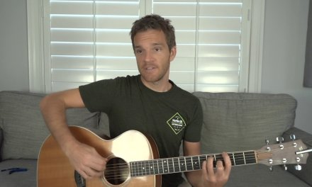 How to Get a Relaxed & Peaceful Playing With 2 Chords