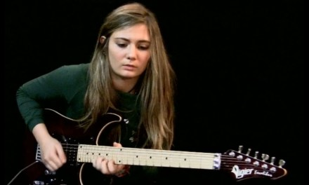 For The Love Of God – Steve Vai – Cover by Tina S