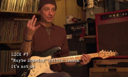 """Umphrey's McGee: """"Maybe Someday"""" Guitar Lesson – Lick #3"""