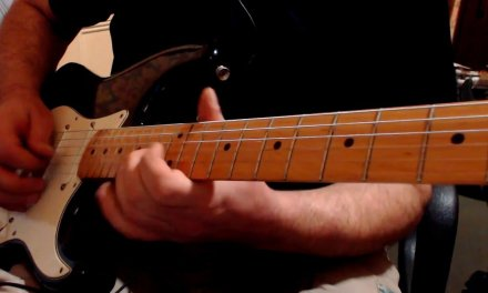 Smooth Chilled Guitar Backing Track – Solo