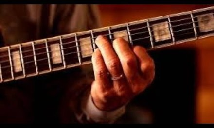 [Jazz Guitar Voicings] Aula #2 – Voicings Drop 2