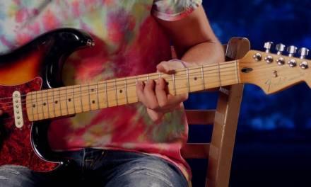 """""""That Smell"""" Lynyrd Skynyrd Intro Guitar Lesson"""