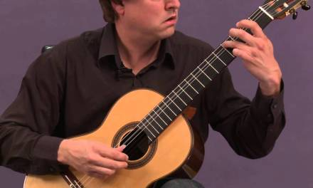 "Classical Guitar with Jason Vieaux: Giuliani,  ""Grande Overture"""