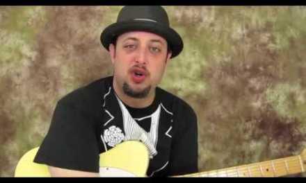 3 Beginner Blues Solo tricks to master string bending