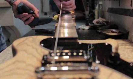 Haze Custom Guitars – How it's Made