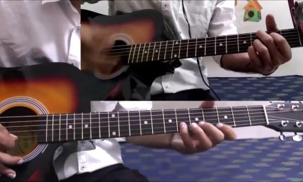 O Saathi – Baaghi 2 – Tabs / Leads full easy – Hindi guitar cover lesson beginners