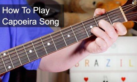'Capoeira Song' Acoustic Guitar Lesson