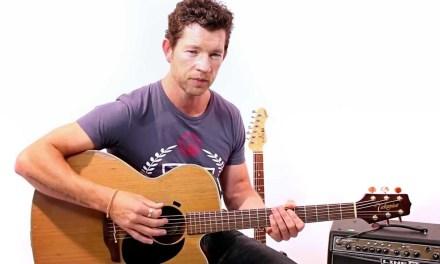 Beginner Strumming Pattern 2 – Slow Rock Strum Guitar Lesson with Mark McKenzie