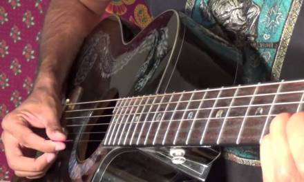 Guitar Lesson Of The Day – Chord Melodies