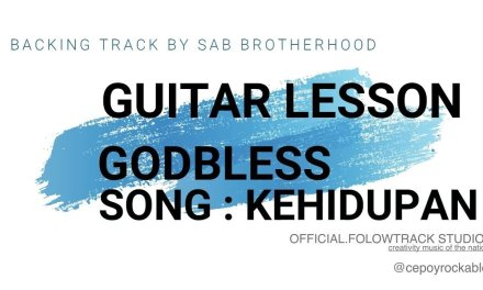 GODBLESS SONG GUITAR BACKING TRACK BY SAB BROTHERHOOD