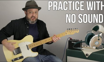 Tools to Practice Guitar Quietly – How to Practice Guitar Late at Night