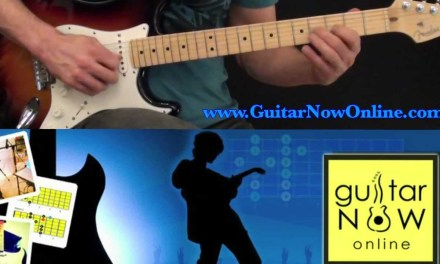 Blues Guitar Lesson – Learn Licks In the Style of SRV, Hendrix And Clapton