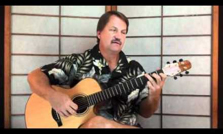 Cocaine Blues Free Guitar Lesson, Reverend Gary Davis