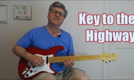 Key to the Highway – Eric Clapton, Derek & the Dominoes (Guitar Lesson with TAB)