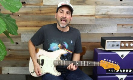 Lick Of The Day 67 – Minor Pentatonic Lick Ideas – Positions 2 And 3 – Guitar Lesson