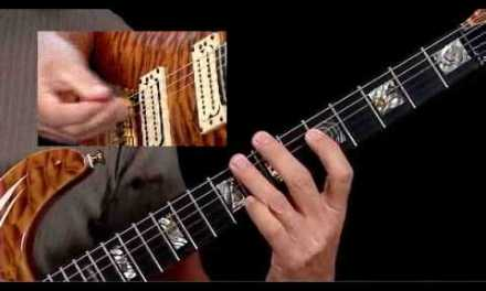 Blues Guitar Lessons – Boogie Woogie – Brad Carlton – Licks