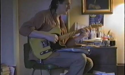Ted Greene Blues Guitar Lesson – Part 4