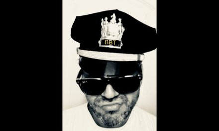 Old Cop Show Funk Bass Backing Track (C) 100BPM