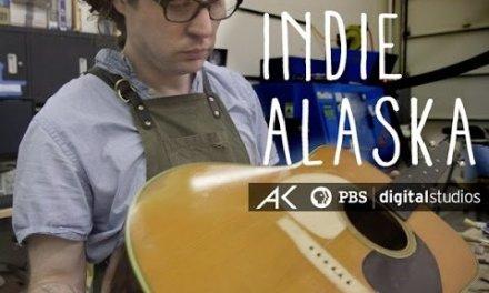 Bringing Guitars Back to Life | INDIE ALASKA