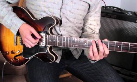 Tom Petty – Breakdown – Guitar Lesson – How to Play the Intro Licks