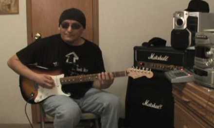 Minor Pentatonic scale guitar lesson – 1/2 by John Rosas