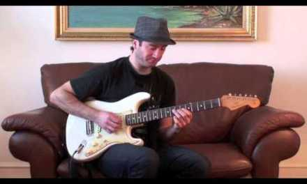 How to Play the Minor & Major Pentatonic Scales – Lead Guitar Lesson