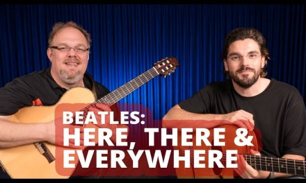 Here, There & Everywhere – by Joscho Stephan & Richard Smith