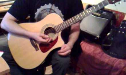 Guitar Lesson: how to memorize more chords
