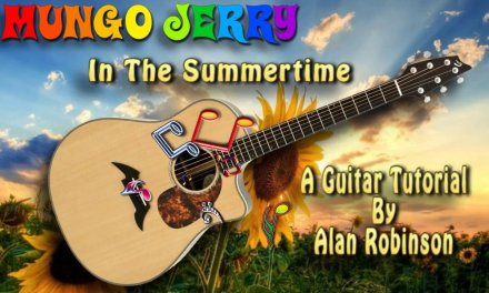In The Summertime – Mungo Jerry – Acoustic Guitar Lesson (easy-ish)