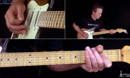 AC/DC – Whole Lotta Rosie Guitar Lesson (Rhythms)