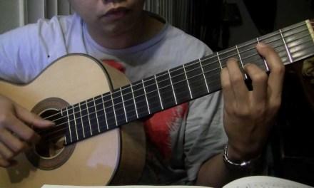 VIDEO TUTORIAL: Ikaw – L. Ocampo (arr. Jose Valdez) Solo Classical Guitar