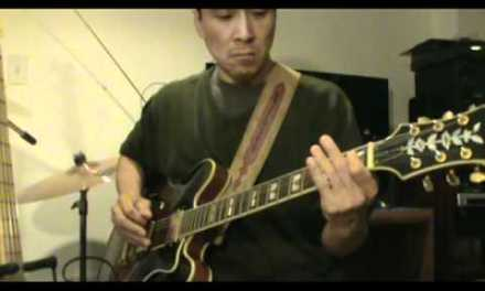 """# 006 """"Everything's Gonna Be Alright"""" Mr. Shoji's chicago blues guitar lesson video"""