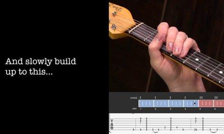 Learn The Texas Shuffle Rhythm Style