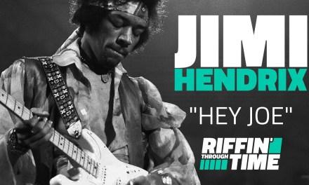 """Hey Joe"" Solo – Jimi Hendrix Guitar Lesson   Riffin' Through Time"