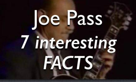 7 Interesting Facts About Joe Pass – Jazz Guitarist