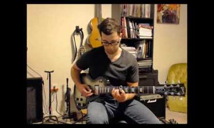 Blues Lessons Video 20 – 5 Pentatonic and Blues Scale Boxes