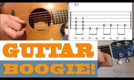 """Guitar Boogie"" – Tommy Emmanuel Style 