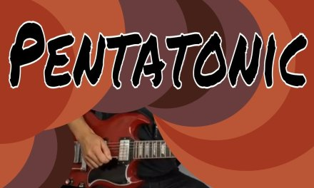 Pentatonic Scale Guitar 5 Positions | How To Read Pentatonic Scale Guitar