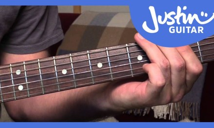 Blues Lick: Robben Ford Style (Guitar Lesson BL-542)